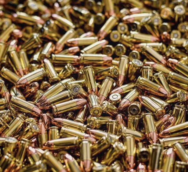 Buy 9mm 124gr Ammo